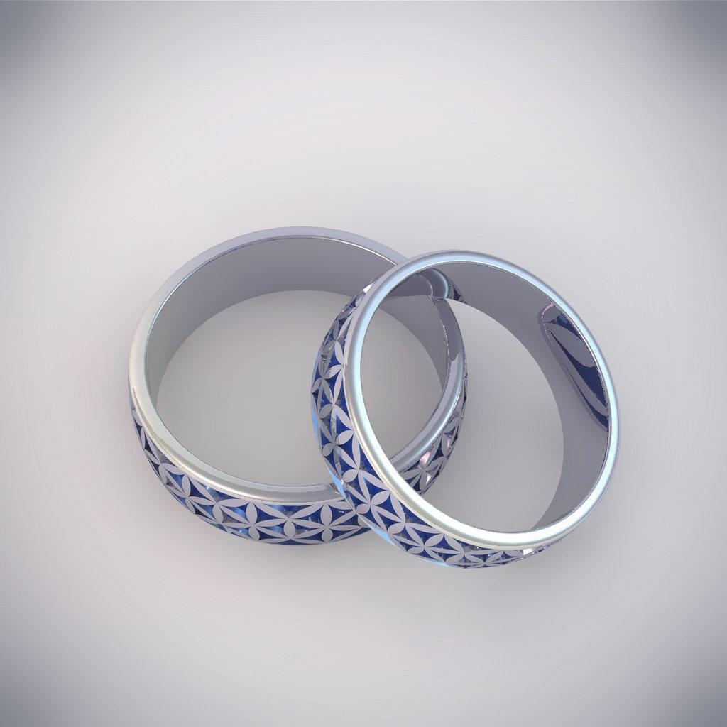 Баловство (обручальные кольца)